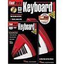 HAL LEONARD Non-Fiction Book KEYBOARD INSTRUCTION W/CD 696406